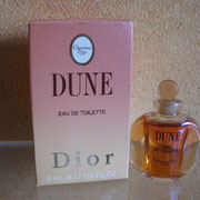 Dune - Miniature 5 ml - Boite differente