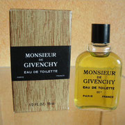Monsieur de Givenchy - Eau de toilette -  ml