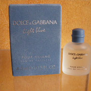 Light Blue - Eau de toilette homme - 4.5 ml