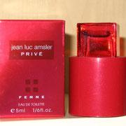 Amsler prive - Eau de toilette - 5 ml