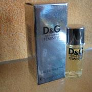 FEMININE Dolce & Gabbana - Eau de toilette - 4 ml