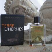 2006 - Terre Hermès - Parfum - 5 ml -  Parfum: Jean Claude Ellena - Flacon: Philippe Mouquet