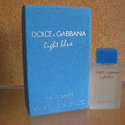 Light Blue - Eau de toilette - 4.9 ml