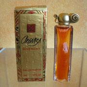 Organza - Eau de parfum - 5 ml - Flacon transparent - Petite boite
