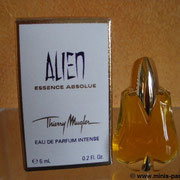 Alien Essence absolue - Eau de parfum intense  - 6 ml - 2012
