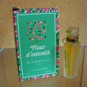 Fleur d'Interdit - Eau de parfum - 5 ml - Pendentif