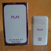 Play pour femme - Eau de toilette - 5 ml