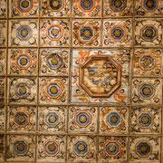 Decke der Grabkirche