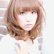 【Aere☆スウィートカール☆】         担当 小林