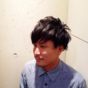 【Aere☆黒髪束感ショート☆】   担当 進藤