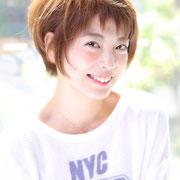 【Aere☆カジュアルショート☆】        担当  小林