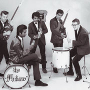 DION & THE MUTIARAS (Zevenaar) ca. 1963