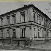 Schulhaus Anfang 20. Jahrhundert