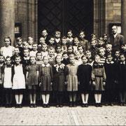 Geburtsjahrgang 1938, Klassenbild ca. von 1944