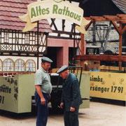 200jähriges Jubiläum 1991 ; Engler Josef und Kästel Hugo