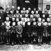 Geburtsjahrgang ca. 1921 bis 1922, Klassenbild von 1931