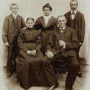 Familie Jakob Nebel (Chausseegard), Bruder des Dichters Wilhelm Nebel