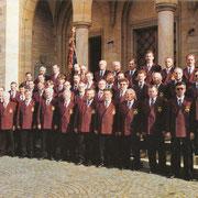 Der MGV beim 125. Jubiläum im Jahr 1993