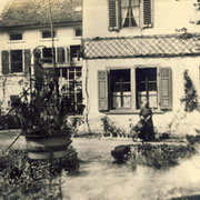 Haus von Geither/Thirolf, Garten am Chateau