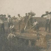 Brückenbau, I. Weltkrieg