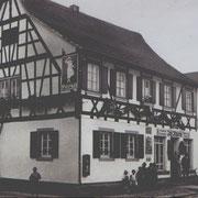 Haus des Johannes Kästel, Unterdorfstraße, heute Gäustr. 49