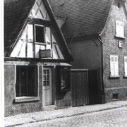 Haus Schaaf, ca. 1950, Gäustraße 72