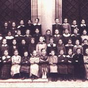 Klassenbild 1919