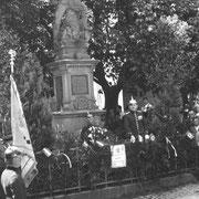 Kriegerdenkmal von 1907