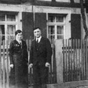 Michael Rohr und Frau Katharina geb. Hilschmann