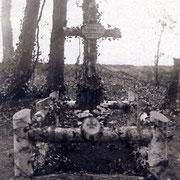 Grab von Wilhelm Tirolf, Verdun