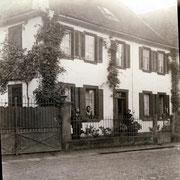 Chateau General Geither, Sommerresidenz, später Bürgermeisteramt