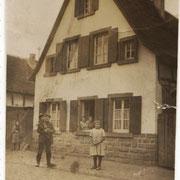 Haus Eduard Kästel, Gäustraße