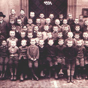 Geburtsjahrgang ca. 1924 bis 1925, Klassenbild von 1931