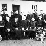 Goldhochzeit, Gesellschaft Hoffmann Franz und Elis. Schilling