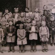 Schulklasse Geburtsjahrgänge 1950/1951
