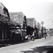 Hauptstraße Mitte, ca. 1950