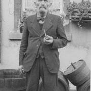 Josef Funk, Gemeinde- und Polizeidiener in Geinsheim ab 1921