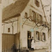 Haus ehemals Funk, Duttweilerstraße 8