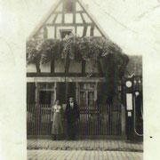 Haus von Rohr, ca. 1930, Gäustraße 58