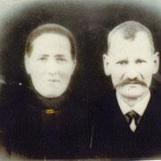 Adam Dollmayer und Klara geb. Mohr; Großeltern von Oswald Hilschmann