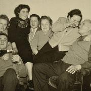 Freundeskreis um Katharina und Mathäus Seithel