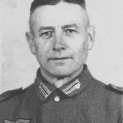 Heinrich Linnenfelser am Ende des II. Krieges eingezogen