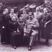 Dr. Rieder mit Familie