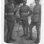 Siamesische Soldaten