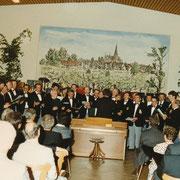 Konzert des MGV in der Festhalle