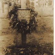 Grab von Anton Funk, gefallen 1917