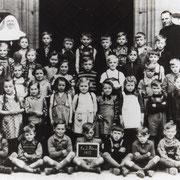 Geburtsjahrgang 1944 und 1945, 1. und 2. Klasse, Klassenbild von 1952