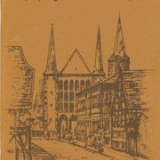 Festschrift 190 Jahre Chorsänger 1791 Geinsheim in 1981