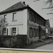 Schwesternhaus vor Renovierung