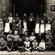Geburtsjahrgang ca. 1928, Klassenbild von 1934